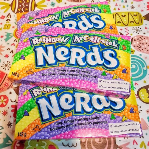 Nerds Candy - Rainbow 142g