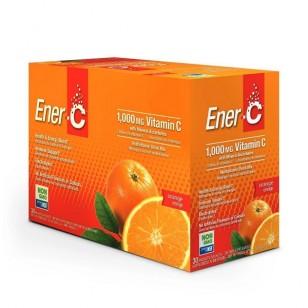 Ener-C Multivitamin Drink Mix - 1,000mg Vitamin C (Orange)(30packets)