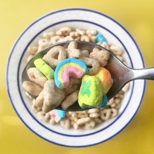 Lucky Charms Cereal 580g