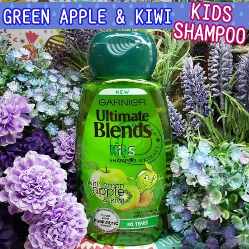GARNIER KIDS SHAMPOO - GREEN APPLE & KIWI 250ml