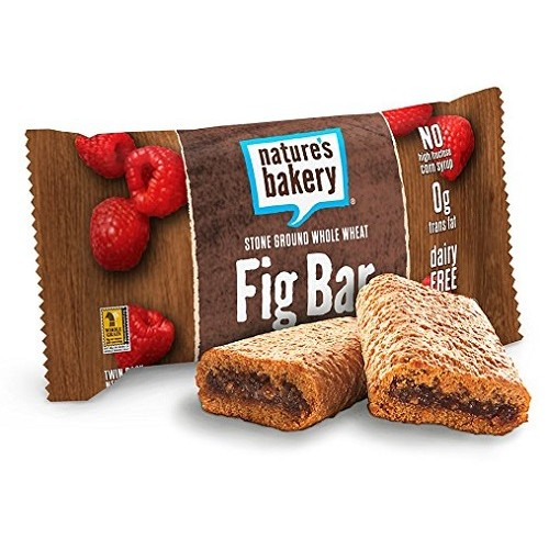 Nature's Bakery Whole Wheat Fig Bar - Raspberry 57g